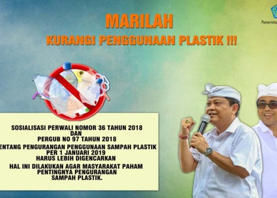 Nusabali.com - hut-ke-231-kota-denpasar-jadi-momentum-pengurangan-sampah-plastik