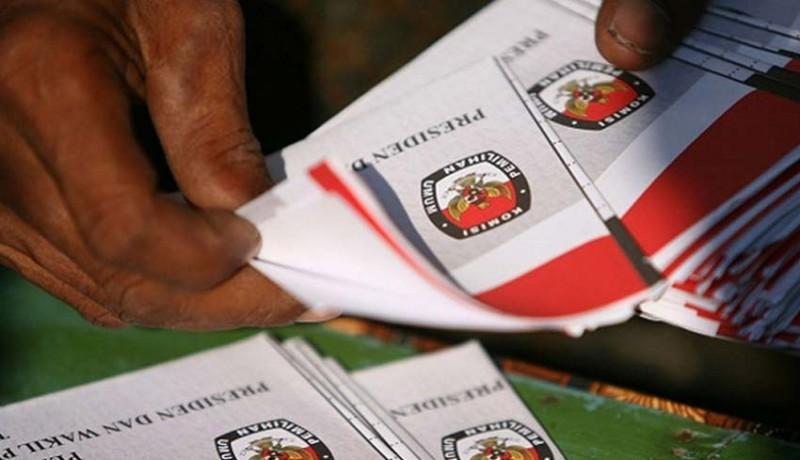 Nusabalicom Surat Suara Pemilu Banyak Rusak Di Klungkung