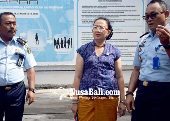 Nusabali.com - gung-tri-siap-perjuangkan-akses-warga-binaan-di-kemensos