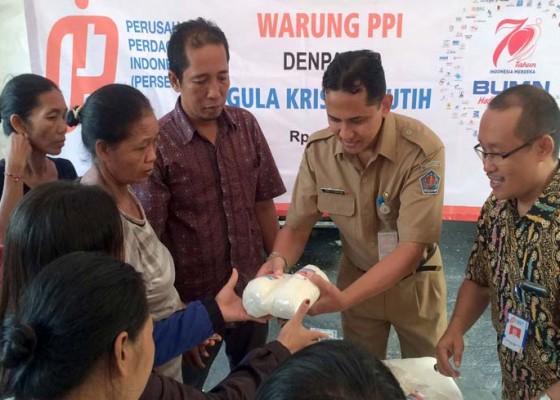 Nusabali.com - sejam-700-kg-gula-ludes-di-pasar-murah-ubung