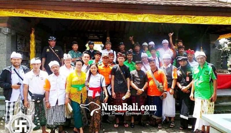 www.nusabali.com-lima-relawan-bergabung-amankan-jalur-melasti
