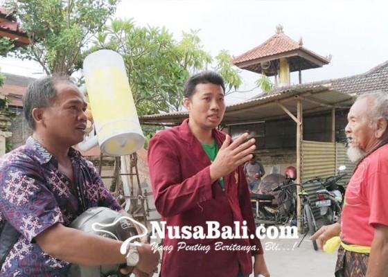 Nusabali.com - sesajen-kejawen-berencana-geser-piodalan-ke-purnama-kesada
