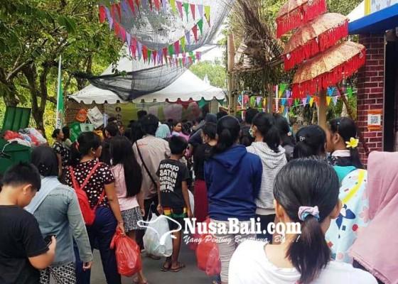 Nusabali.com - tukar-sampah-plastik-dengan-tas-daur-ulang