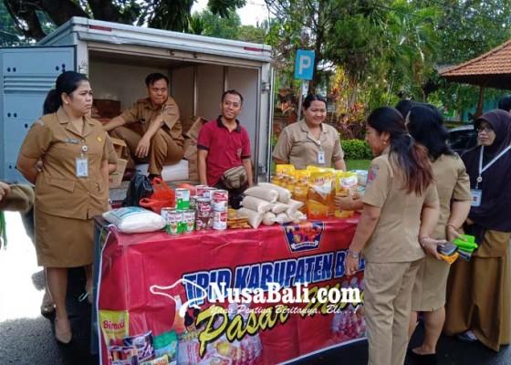 Nusabali.com - tpid-gelar-pasar-murah