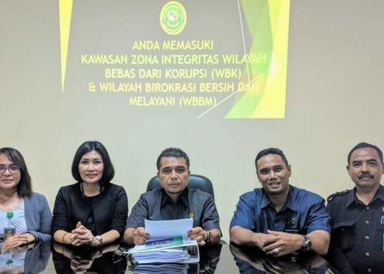 Nusabali.com - zona-integritas-pn-bangli-miliki-sejumlah-terobosan