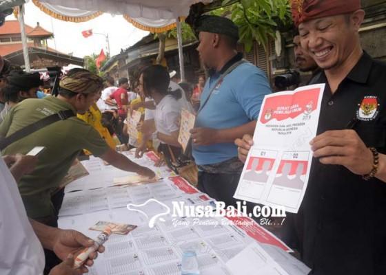 Nusabali.com - tekan-golput-kpu-sosialisasi-pemilu-lewat-seni-budaya