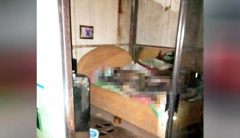 www.nusabali.com-istri-mudik-suami-tewas-di-kamar