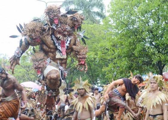 Nusabali.com - terinspirasi-dari-kelangkaan-bambu