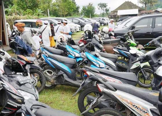 Nusabali.com - panitia-siapkan-25-kantong-parkir
