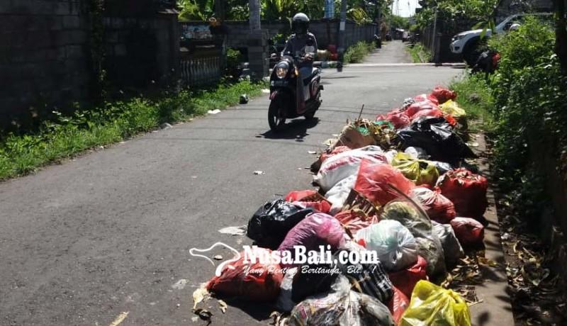 www.nusabali.com-sampah-di-kamasan-numpuk-berhari-hari