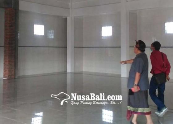 Nusabali.com - pembangunan-sekretariat-phdi-kekurangan-dana