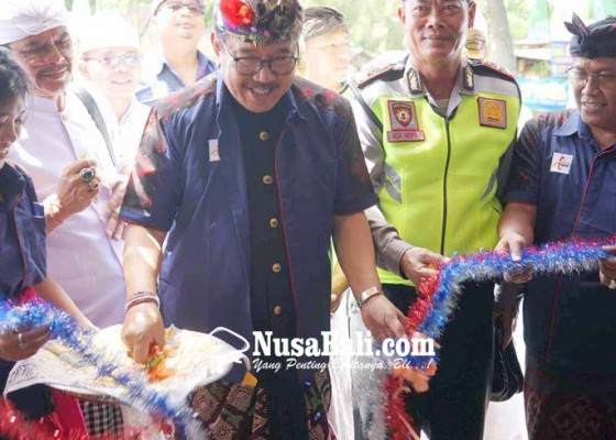 Nusabali.com - wagub-bali-apresiasi-pelayanan-service-mobil-gratis