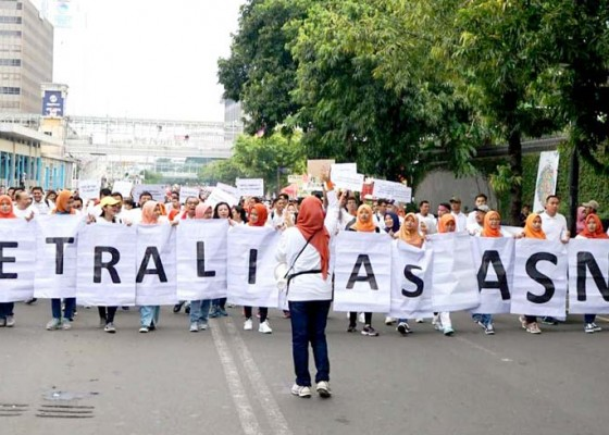 Nusabali.com - asn-kampanye-netralitas-pada-pemilu-2019z