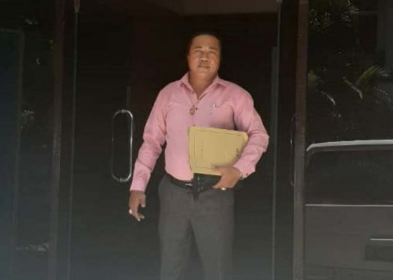 Nusabali.com - datangi-propam-minta-laporannya-dikawal