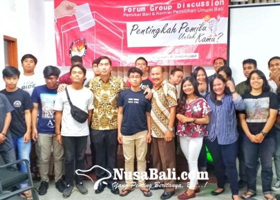 Nusabali.com - anak-rantau-di-bali-diwajibkan-ikut-memilih-di-pemilu-2019-dengan-cara-ini