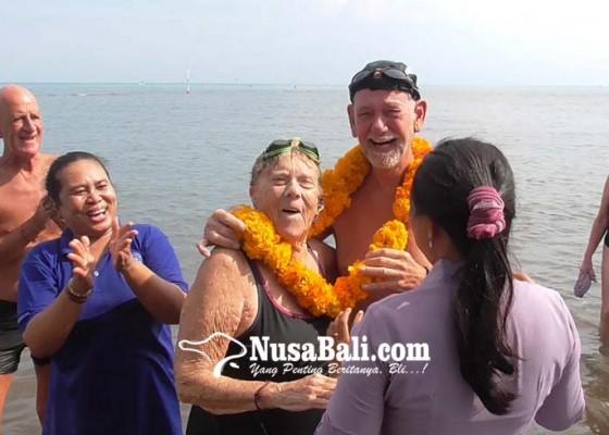 Nusabali.com - nenek-sepuh-dari-belanda-kembali-arungi-laut-lovina