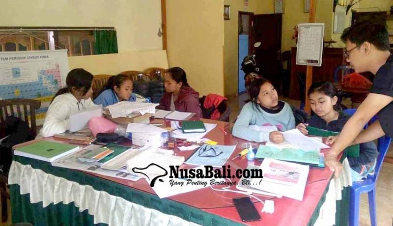 www.nusabali.com-disdikpora-karangasem-gelar-osn-tingkat-smp