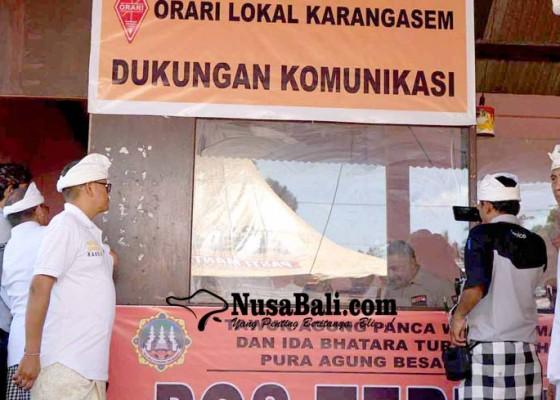 Nusabali.com - relawan-komunikasi-bersatu-di-besakih