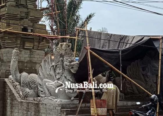 Nusabali.com - tinggi-12-meter-diyakini-jadi-penjaga-kawasan-secara-niskala