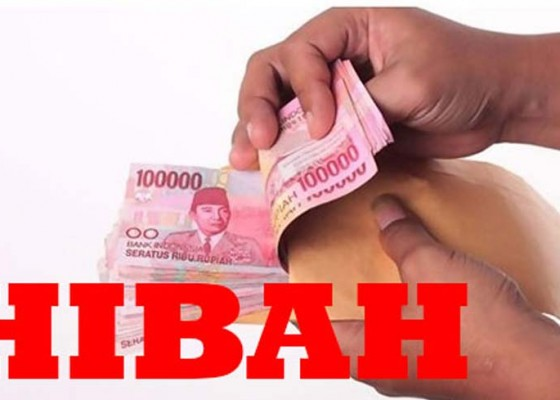 Nusabali.com - ditemukan-realisasi-hibah-hanya-pondasi