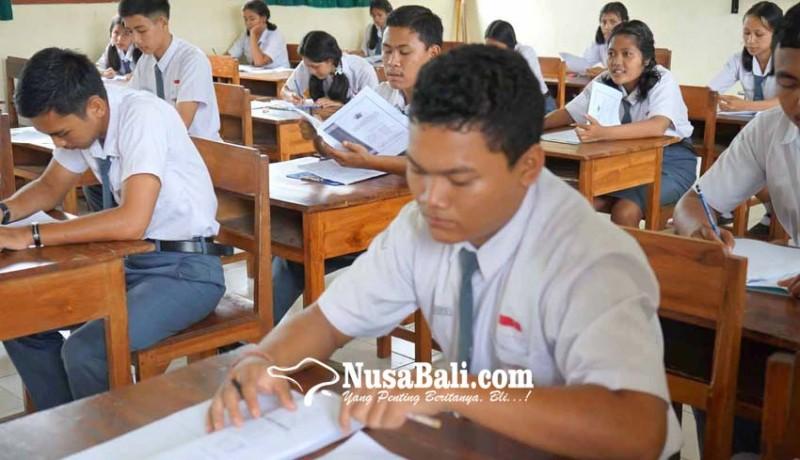 www.nusabali.com-5080-siswa-di-karangasem-ikut-usbn