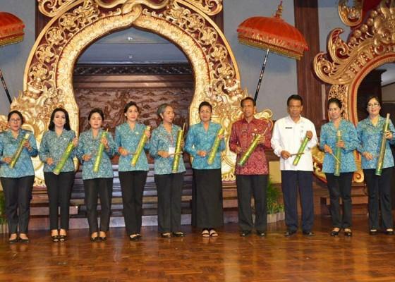 Nusabali.com - tp-pkk-provinsi-bali-gelar-lomba-jambore