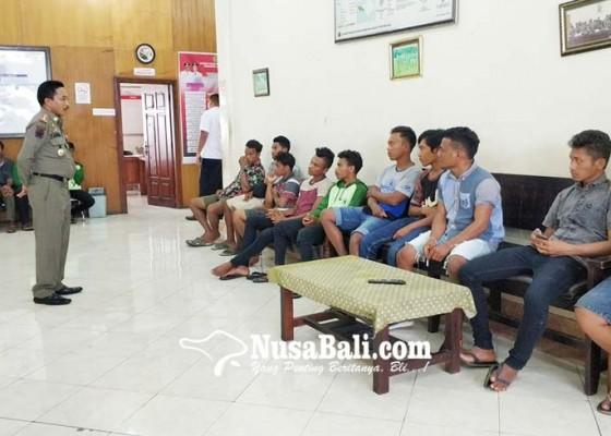 Nusabali.com - sasar-tambak-jaring-15-duktang-tanpa-skts