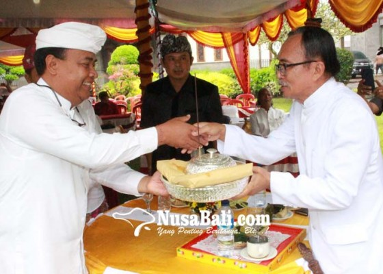 Nusabali.com - pemkab-bangli-gelar-dharma-shanti-nyepi
