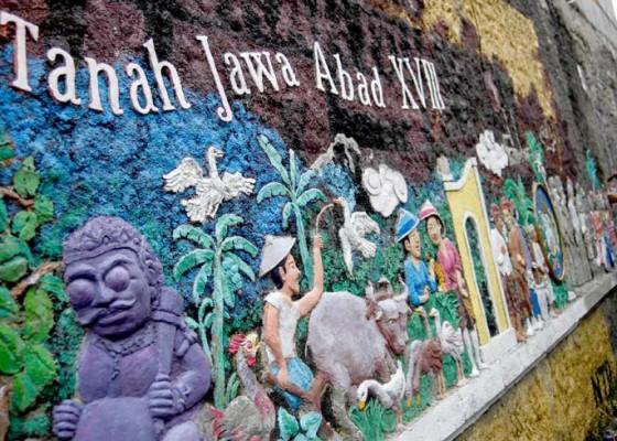 Nusabali.com - relief-sejarah-mataram