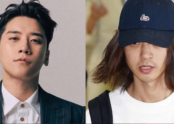Nusabali.com - agensi-putus-kontrak-seungri-dan-jong-joon-young