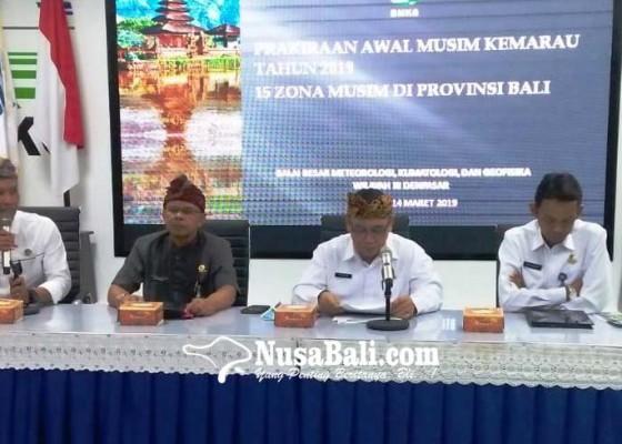 Nusabali.com - puncak-musim-kemarau-diprakirakan-agustus