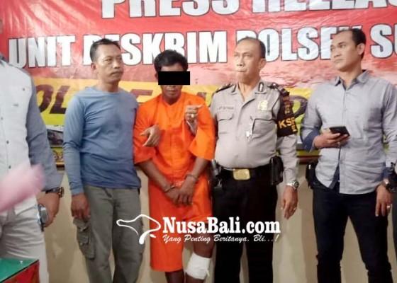 Nusabali.com - ketagihan-mencuri-kaki-residivis-didor