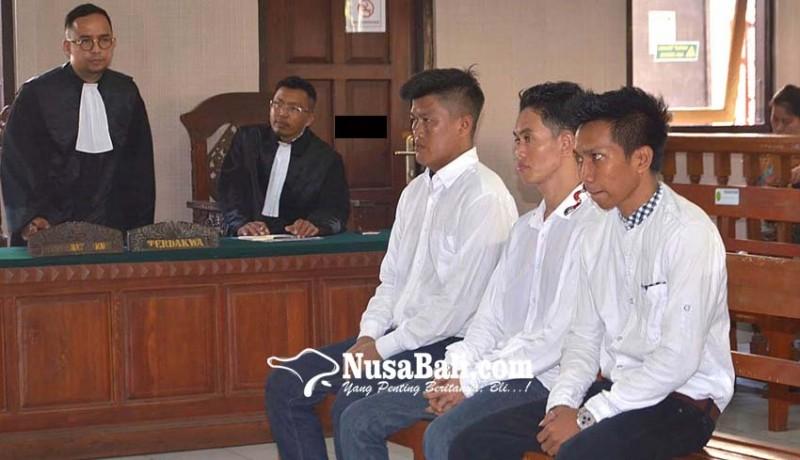 www.nusabali.com-kasus-senpi-dua-terpidana-narkoba-dituntut-25-tahun