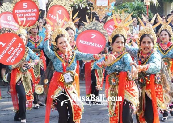 Nusabali.com - tp-pkk-gianyar-borong-tiga-juara