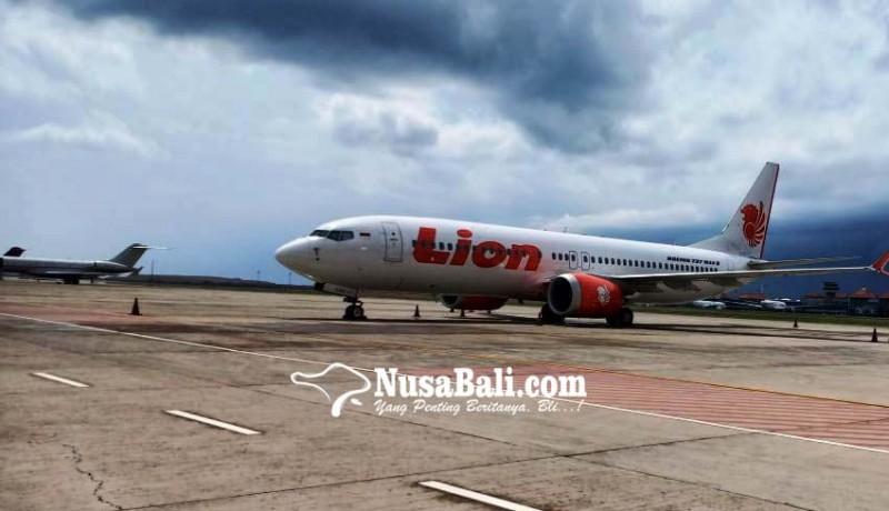 www.nusabali.com-dilarang-beroperasi-dua-pesawat-lion-air-parkir-di-bandara-ngurah-rai