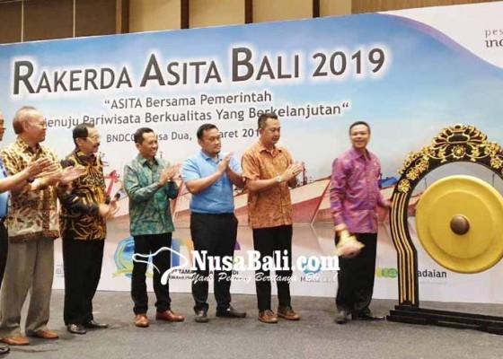 Nusabali.com - asita-bali-bentuk-pt-dan-yayasan