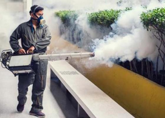 Nusabali.com - dinkes-alokasikan-rp-22-m-untuk-insektisida-fogging