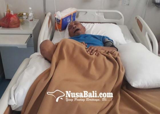 Nusabali.com - pejuang-wayan-tedja-masuk-rumah-sakit