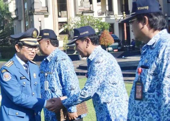 Nusabali.com - damkar-badung-raih-peringkat-3-nasional
