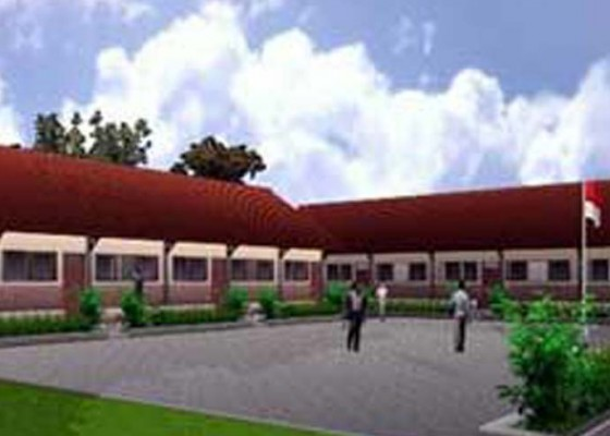 Nusabali.com - disdikpora-bangun-dan-rehab-14-gedung-sekolah