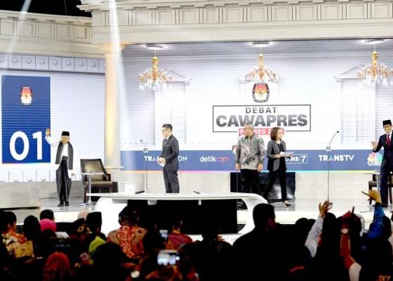 Nusabali.com - kpu-tak-undang-menteri-di-dua-debat-capres-terakhir