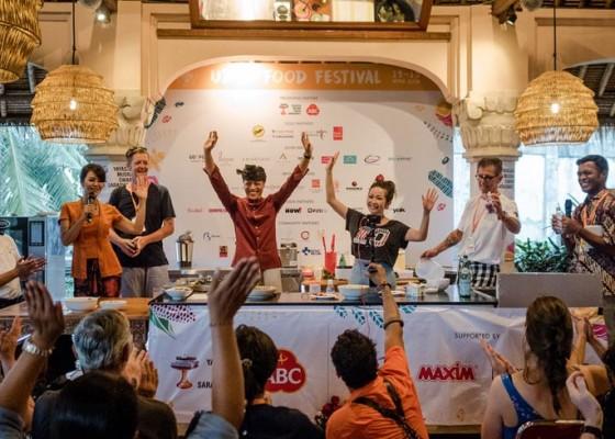 Nusabali.com - lebih-dari-100-pembicara-ramaikan-ubud-food-festival-2019