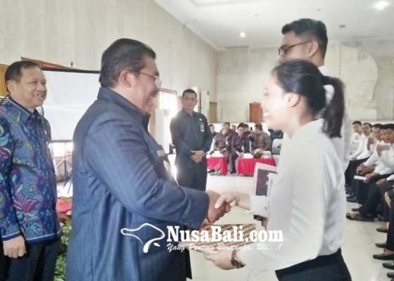 Nusabali.com - terima-sk-cpns-langsung-ke-unit-kerja