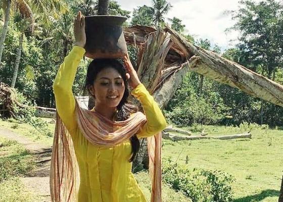 Nusabali.com - syuting-drama-klasik-bulan-semara-di-alas-kedaton