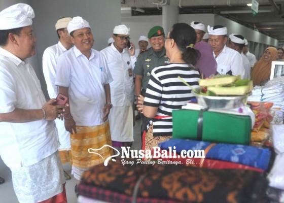 Nusabali.com - grand-opening-pasar-badung-2000-penari-pendet-sambut-jokowi