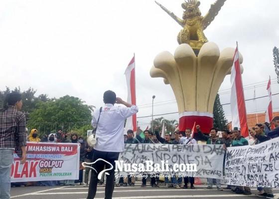 Nusabali.com - aliansi-pemuda-indonesia-gelar-aksi
