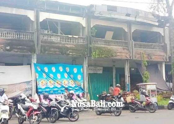Nusabali.com - ruko-depan-pasar-negara-kumuh