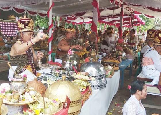 Nusabali.com - 67-pedanda-mapuja-bhasmangkuram-bajra-wakyam