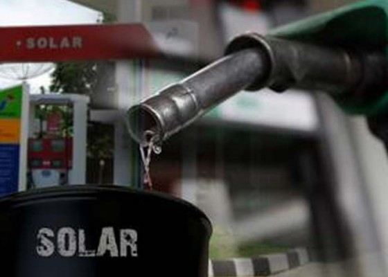 Nusabali.com - distribusi-solar-diperketat