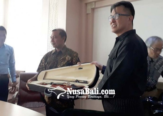 Nusabali.com - isi-denpasar-bakal-manfaatkan-untuk-prodi-musik